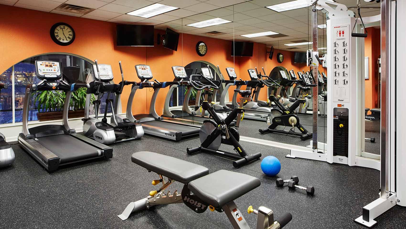 Hotel Fitness Center | Kimpton Hotel Monaco Salt Lake City