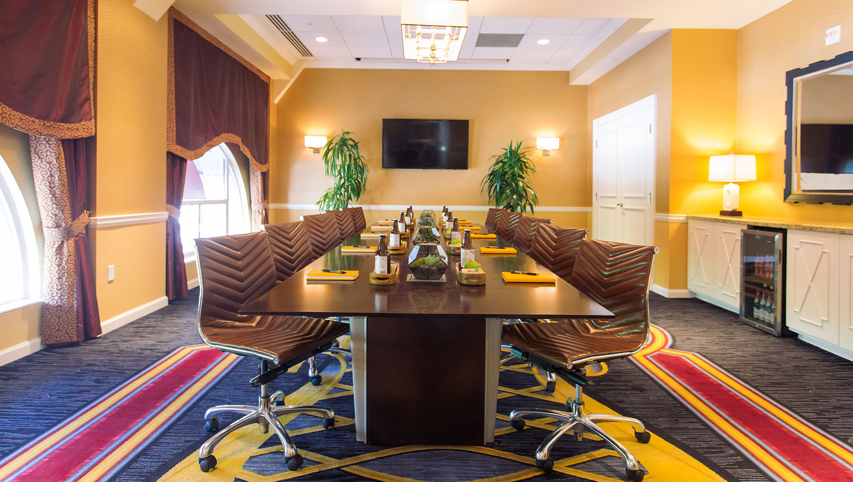 meetings and event space