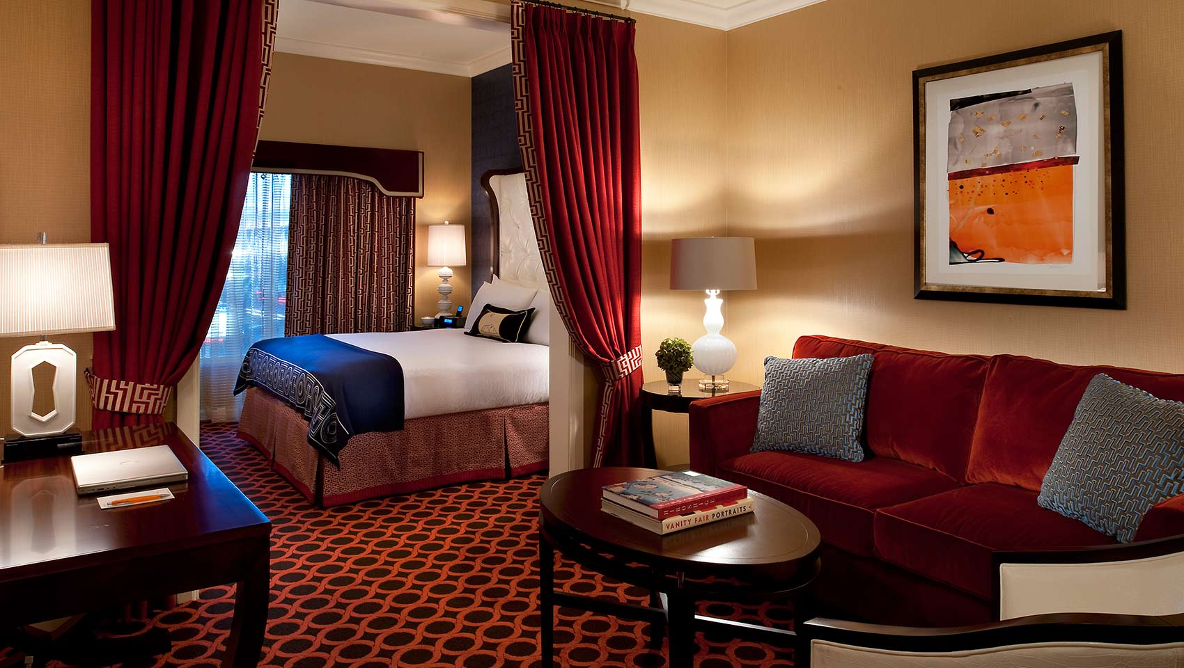 Kimpton Hotel Monaco Salt Lake City suite
