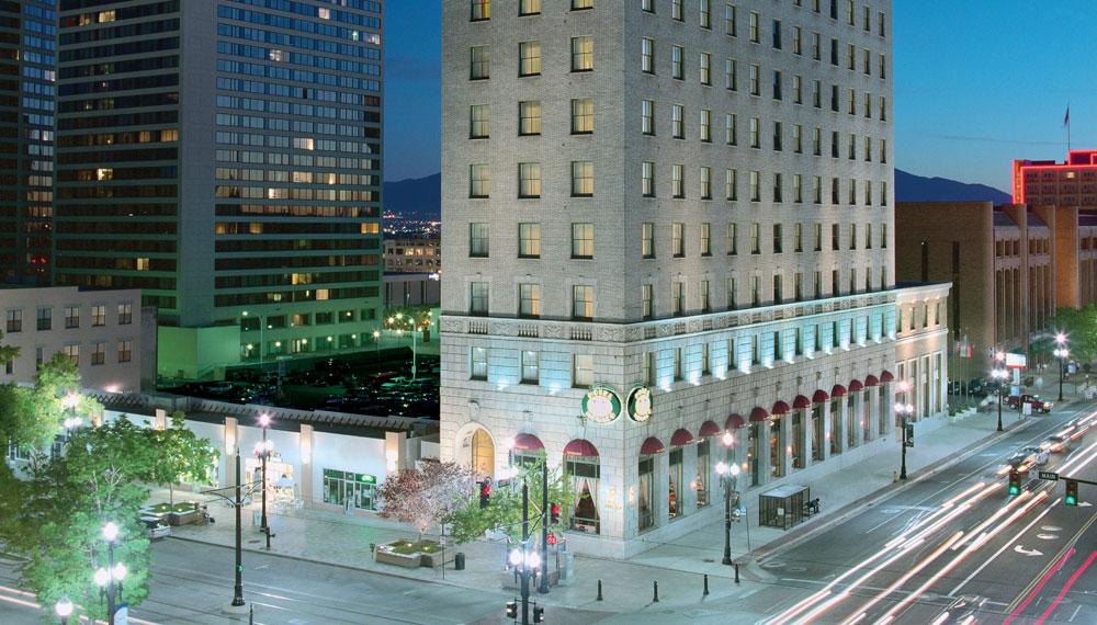 Hotels In Salt Lake City >> Historic Hotels In Salt Lake City Kimpton Hotel Monaco