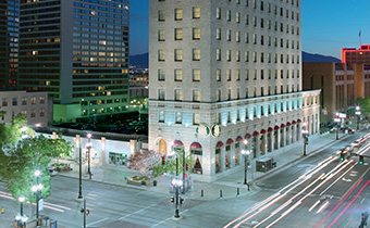 15 West 200 South Salt Lake City Ut 84101 Hotel 801 595 0000